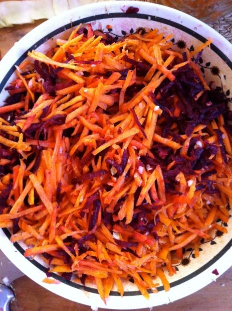elaboración de verduras fermentadas. Paleo, primal, probióticos