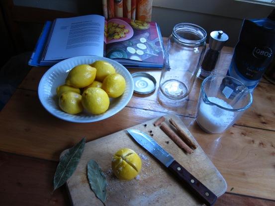 Limones en conserva: el condimento perfecto para tus recetas marroquíes favoritas