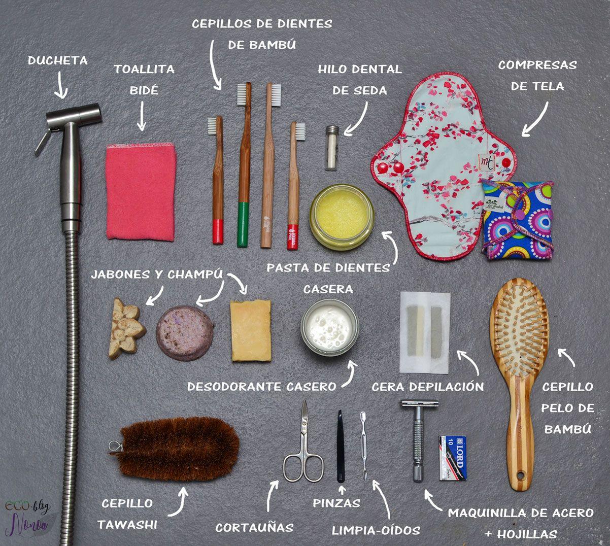 cómo reducir tu uso de plástico